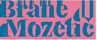 Brane Mozetič Logo
